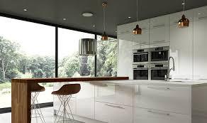 wickes doors internal glass esker ice white gloss kitchen wickes co uk