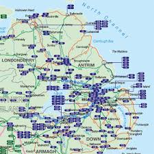 Maps For Business Cards Printed Map For Csc Fuel Card Service Case Study