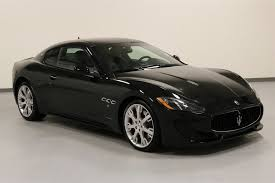 maserati granturismo sport custom pre owned 2013 maserati granturismo for sale in amarillo tx 44181