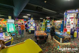 game room at the great wolf lodge oyster com hotel reviews