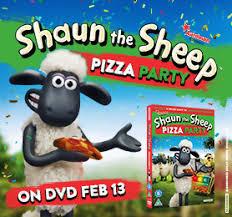 shaun sheep u2013 pizza party