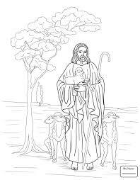 coloring pages for kids jesus parables christianity bible jesus