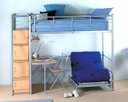 Bunk Bed With Sofa Underneath Bunk Beds Bunk Bed With Futon Underneath Desk And Beds C Shaped