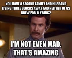 Secret Meme - my grandfathers reaction to finding out about grandmas secret meme guy