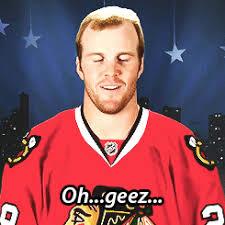 Andrew Shaw Meme - my gif chicago blackhawks jonathan toews patrick kane andrew shaw