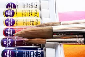 how to use water soluble oil paints