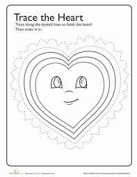 valentine u0027s worksheets u0026 free printables education
