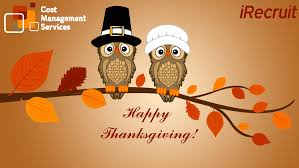 thanksgiving greetings from cms irecruit irecruit applicant