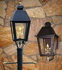 outdoor natural gas light mantles outdoor gas light mantles lighting home depot exterior regarding in