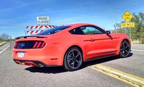 Mustang Boss Horsepower Driven 2016 Ford Mustang Gt California Special