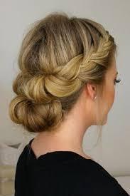 Hochsteckfrisurenen Mittellange Haar Bilder by Lockere Hochsteckfrisuren Für Mittellange Haare Haare Und