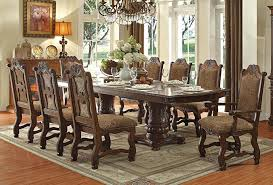 traditional dining room furniture sets marceladick com lovely thurmont victorian formal dining table set at traditional
