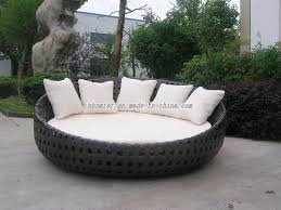 Outdoor Sofa Bed Daybeds Marvelous Spacious Outdoor Lounge Design With Green