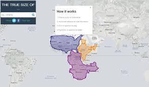 Interactive World Map 100 Outstanding Interactive Maps Of 2015 U2013 Part 2 Visualoop