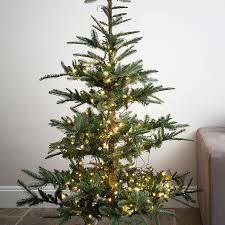 300 indoor tree lights warm white leds ligh