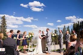 breckenridge wedding venues ten mile station wedding photos breckenridge colorado