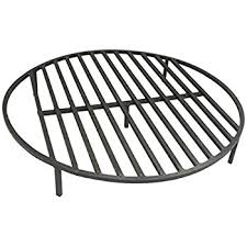 Firepit Grates Pleasant Hearth Ofp24wg 1 2 Thick 24 Steel Pit