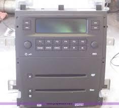 cadillac escalade radio item 2032 sold august 26 eastern colorado loc
