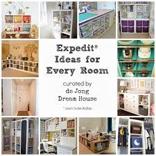 Ikea Fans by De Jong Dream House Expedit Ideas For Every Room