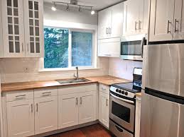 Full Overlay Kitchen Cabinets by The Micro Dwelling Project Part 7 The Kitchen The Daring Gourmet