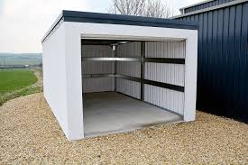 flat roof garage plans comfortable one car two amazing loversiq