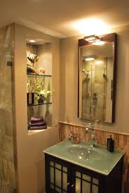 asian inspired bathroom home design ideas