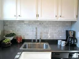 white marble kitchen backsplash tumbled tile ideas subscribed me