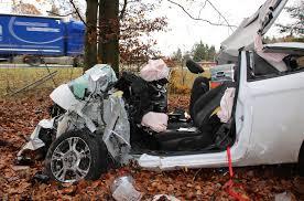Polizei Bad Kissingen Unterfranken Tödlicher Unfall Auf Der A 7 Bei Schondra