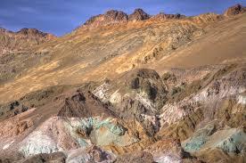 Map Of Death Valley Death Valley Alice U0027s Adventures