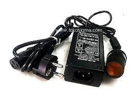 Jual Dc adaptor ac 220volt to dc 12v 5a lighter port 60watt toko sigma