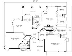 five bedroom home plans house plans for 5 bedrooms photos and wylielauderhouse