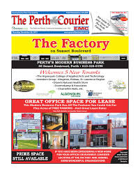 perth112813 by metroland east the perth courier issuu