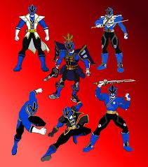 henshin grid power ranger samurai various modes spoilers