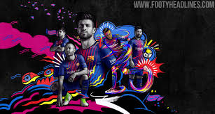 barcelona 17 18 home kit released soccerkp soccer store nike and fc barcelona this morning officially launched the barcelona 17 18 home kit sponsored by japanese e commerce giant rakuten for the very first time