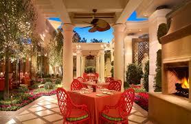 Italian Patio Design Luxury Italian Restaurant Interior Design Of Sinatra Las Vegas