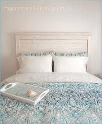 queen wood headboards ana white white washed queen headboard diy projects