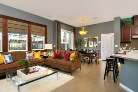 Living Room And Dining Room Combo Decorating Ideas For Worthy - Dining and living room design