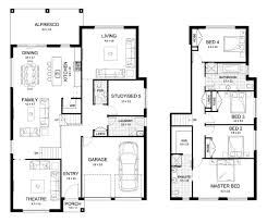 new home builders brighton 34 double storey home designs