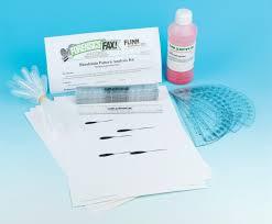 bloodstain pattern analysis forensic laboratory kit