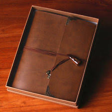Leather Scrapbook Scrapbooking Albums U0026 Refills Ebay