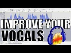 how to make fan edits tutorial how to make a goliath sounding robot voice in audacity