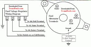 wiring 1984 ford f150 alternator wiring diagram starter neutral