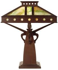 Arts Crafts Lighting Fixtures 1252 Best Ls Arts Crafts Nouveau Images On Pinterest