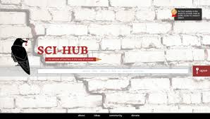 Search Engine For Research Papers Sci Hub Russian Neuroscientist Running Pirate Bay For Scientists