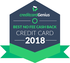 best cards best no annual fee back credit cards in canada for 2018