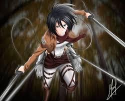 Mikasa by Mikasa Attack On Titan Picture