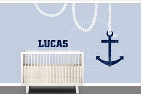 monogram wall decals for nursery wall decals amazing nautical wall decals nautical wall stickers