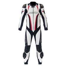 cheap motorbike clothing motorbike leather racing suit spyke top sport mix kangaroo 1pc for