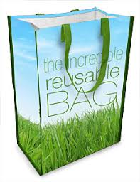Reusable Shopping Bags Lead In Reusable Shopping Bags Again