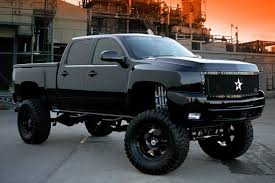 Classic Chevrolet Lifted Trucks - lifted truck wallpapers group 53